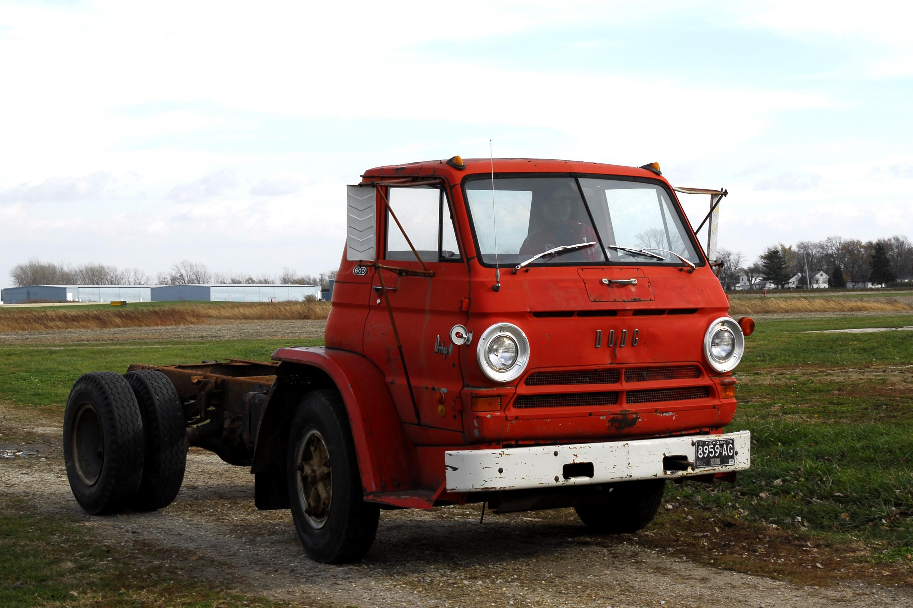 Re Dodge Car Hauler Hauling A Fx In 1965