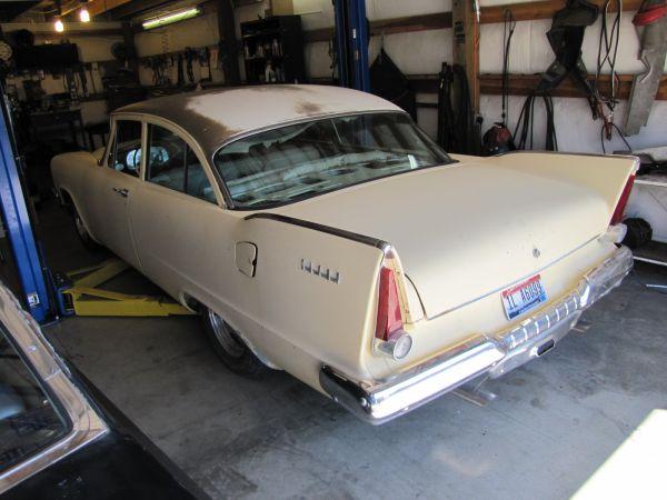 Viewing a thread - 1957 Plymouth Savoy 2dr sedan - 3800 ...