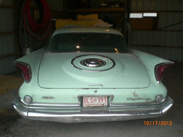 viewing a thread 1960 chrysler in wisconsin. Black Bedroom Furniture Sets. Home Design Ideas