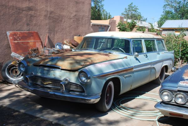 viewing a thread 1956 de soto firedome wagon new mexico craigslist. Black Bedroom Furniture Sets. Home Design Ideas