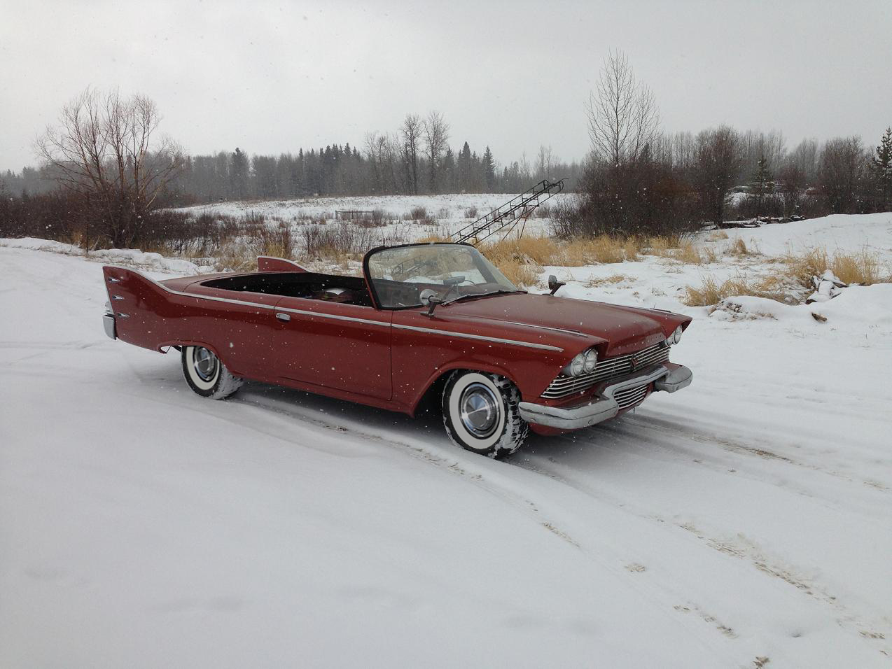 Viewing A Thread My 1960 Plymouth Fury Convertible Custom