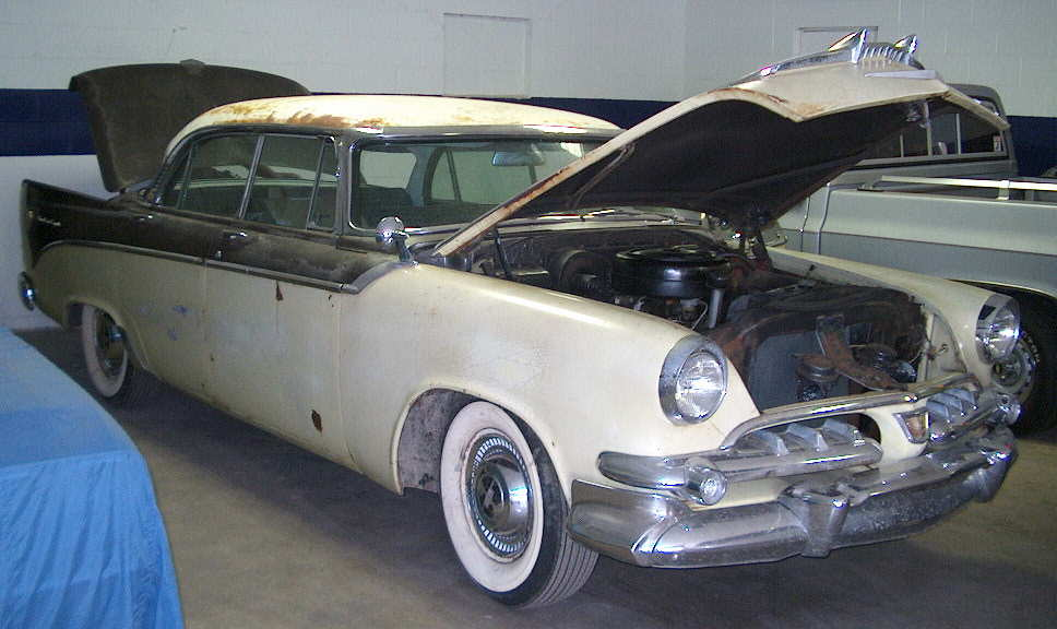 Viewing a thread 1956 dodge custom royal 4 door hardtop for 1956 dodge custom royal 4 door
