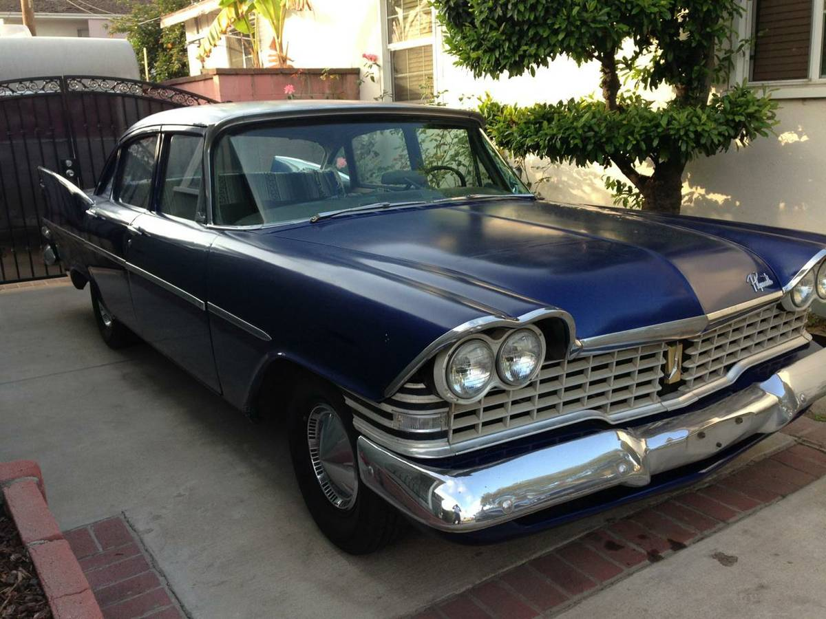 Viewing a thread - 1959 Plymouth Savoy 4door - $4500 (L.A.)