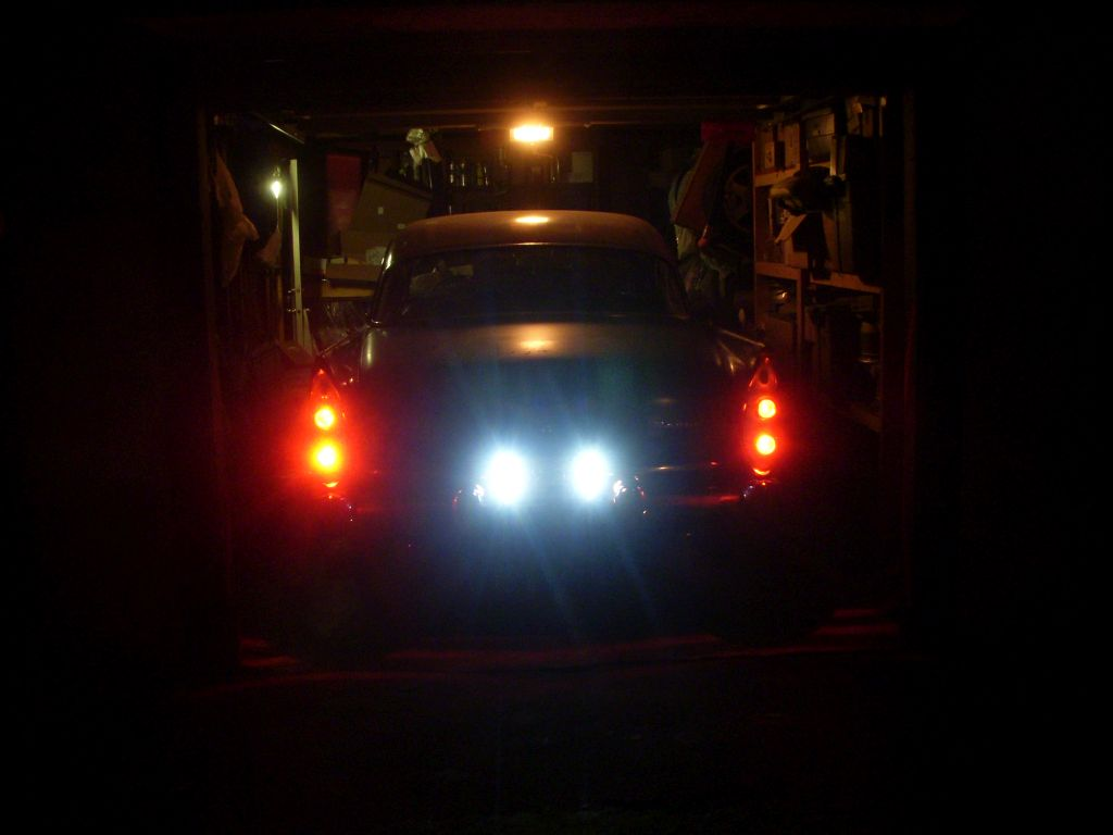 Viewing a thread - Adding more taillights to a 56 Dodge