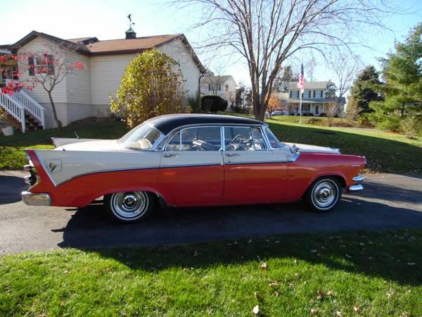 Viewing a thread - 1956 Dodge Custom Royal - $10500 ...