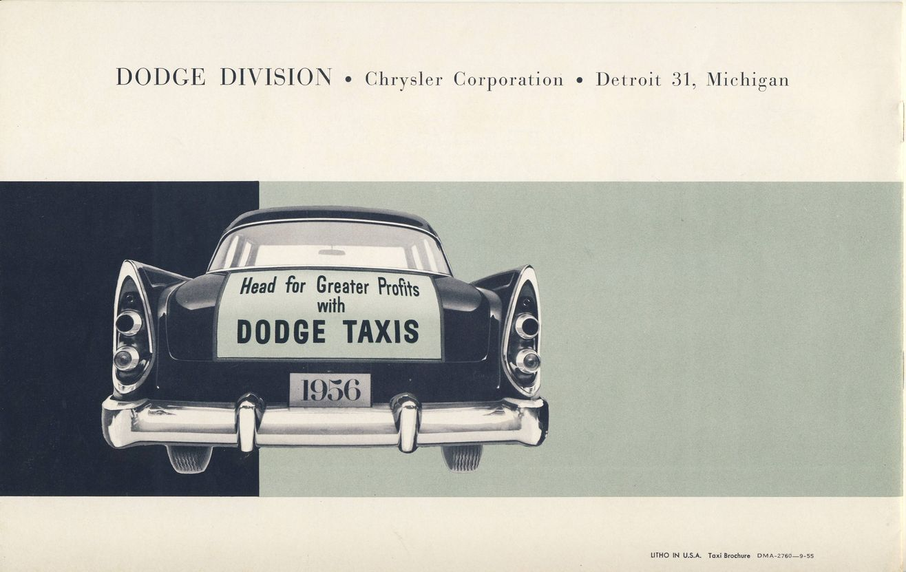 Viewing A Thread Forwardlook Taxis 89kb Marathon Electric Motor Wiring Diagram Search Pictures Photos 56dodgetaxibrochure 12 Small