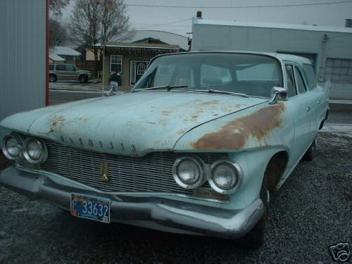 Viewing a thread - 1960 Plymouth Savoy Station Wagon on ...