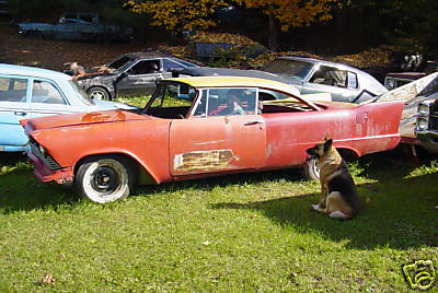 Viewing a thread - 1957 Plymouth Fury Rolling Shell $5500 ...
