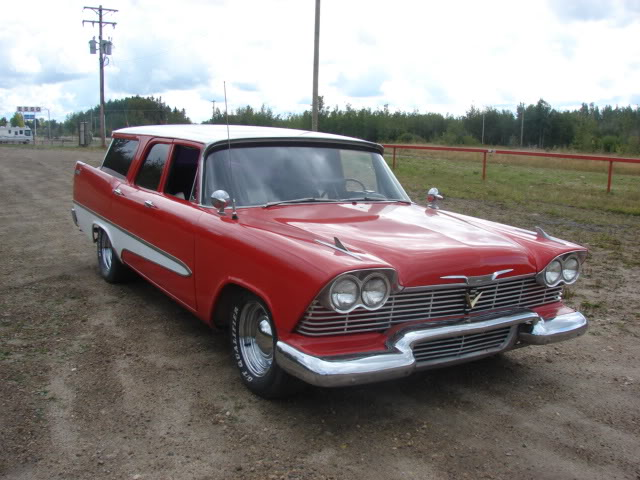 viewing a thread 1958 plymouth suburban for sale in canada. Black Bedroom Furniture Sets. Home Design Ideas