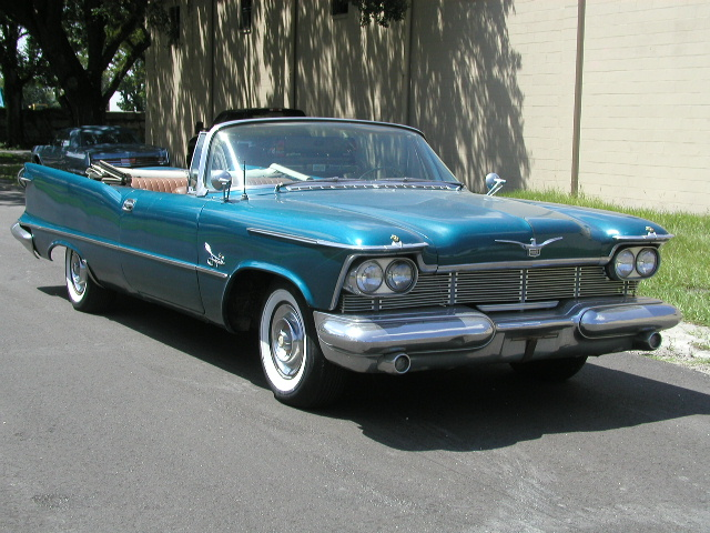 Viewing a thread - 1958 Imperial Convertible on eBay $18,000