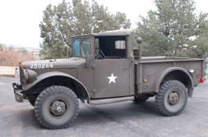 Viewing a thread - 1958 Dodge M37 Army Truck - $6000 - NM