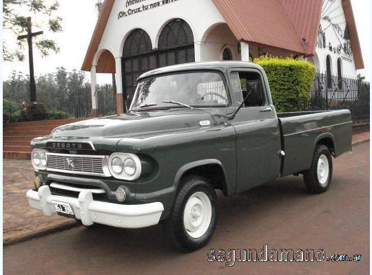 Viewing A Thread 1960 Desoto Pickup