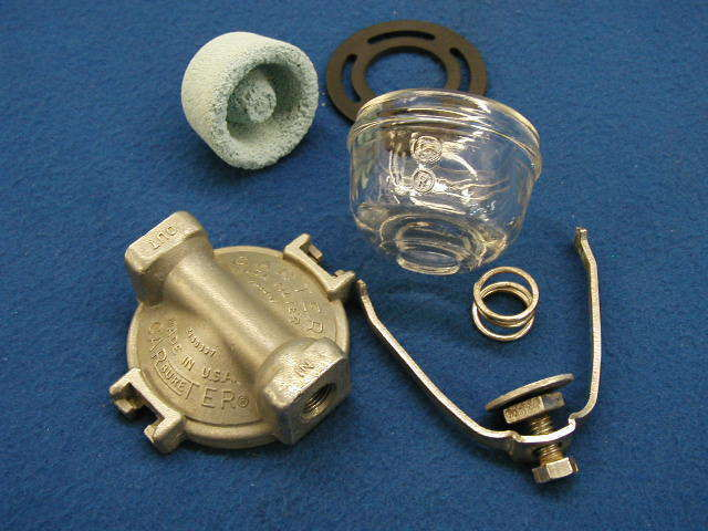 Carter Fuel Filter Napa Carter Free Engine Image For