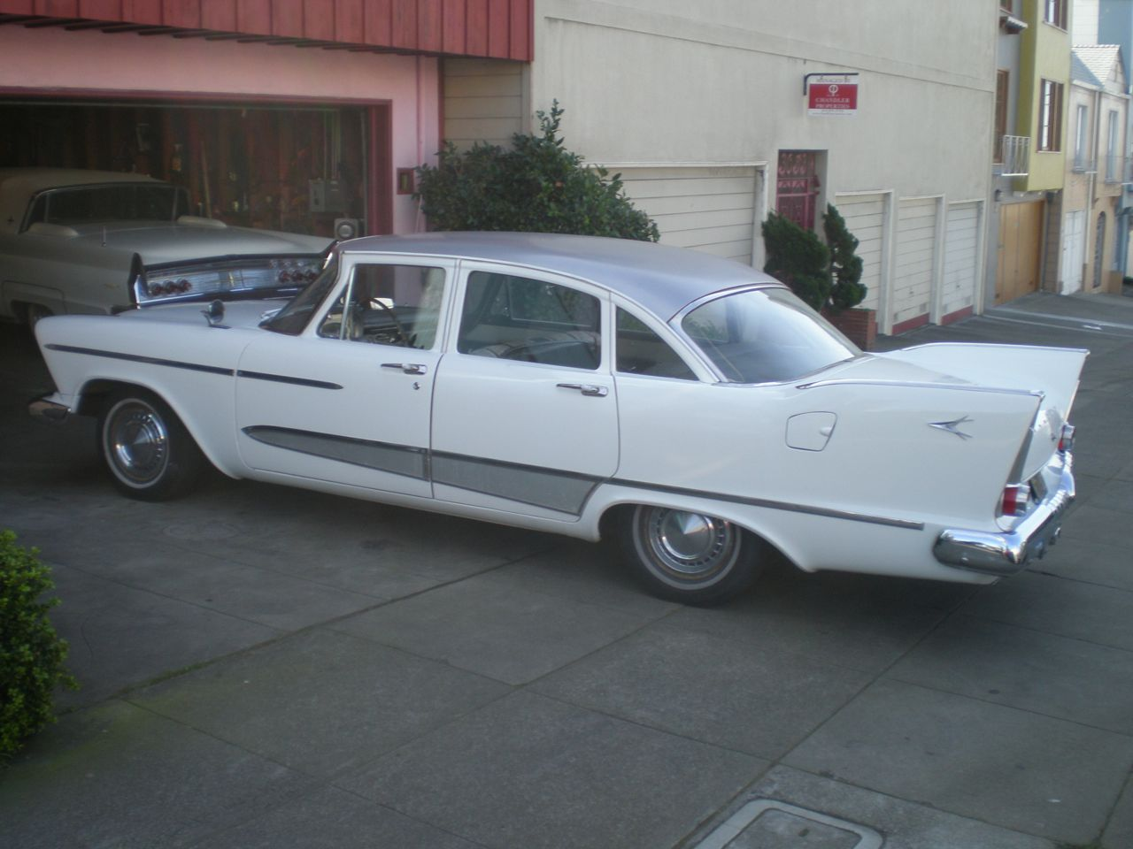 Viewing a thread - 1958 Plymouth Silver Special--$7000 ...