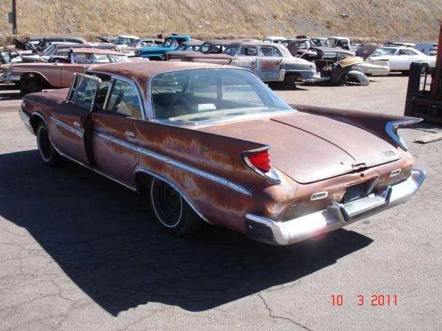 Viewing a thread - 1960 Adventurer Sedan - Colorado Springs