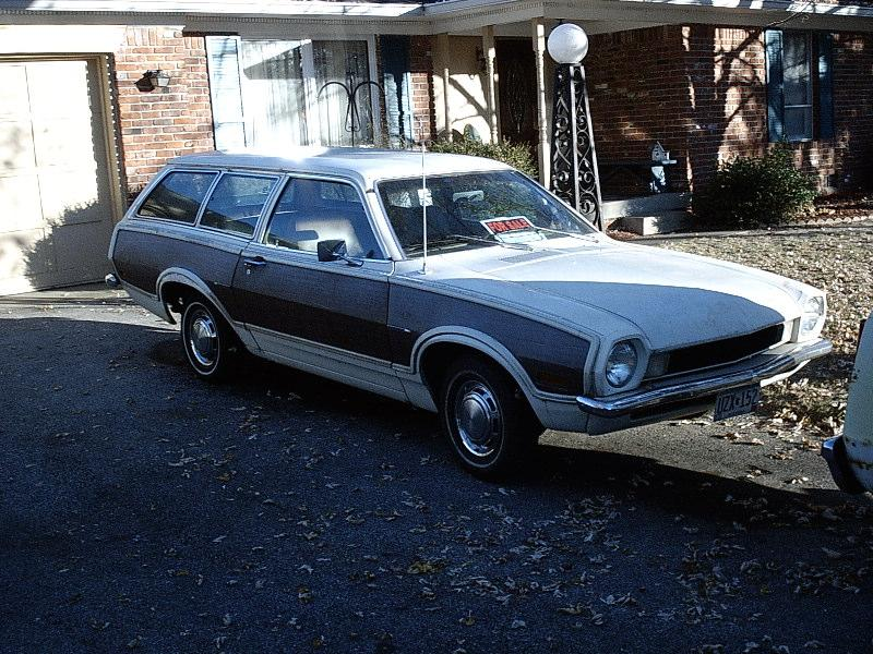 Craigslist Li Cars >> Viewing a thread - 1972 Pinto Squire Wagon, Factory A/C