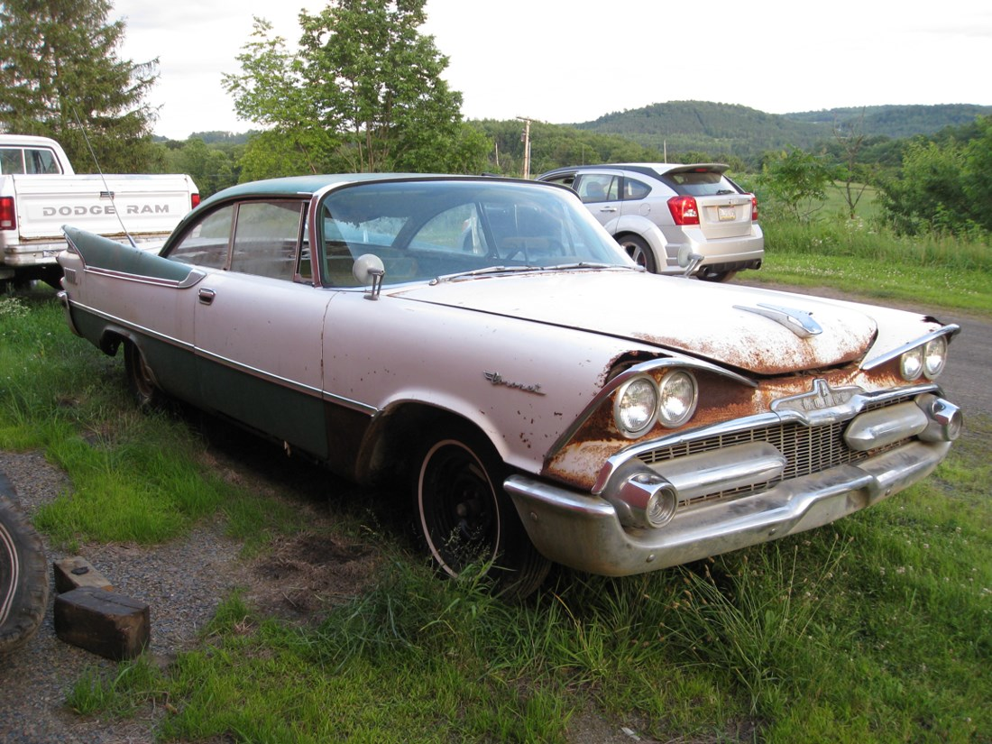 Viewing a thread - 1959 Dodge Coronet 2Dr Htp - For Sale