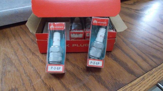 Viewing a thread - 318 Poly spark plugs