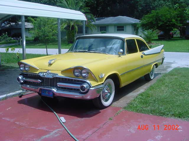 Viewing a thread - 1959 Dodge Coronet For Sale
