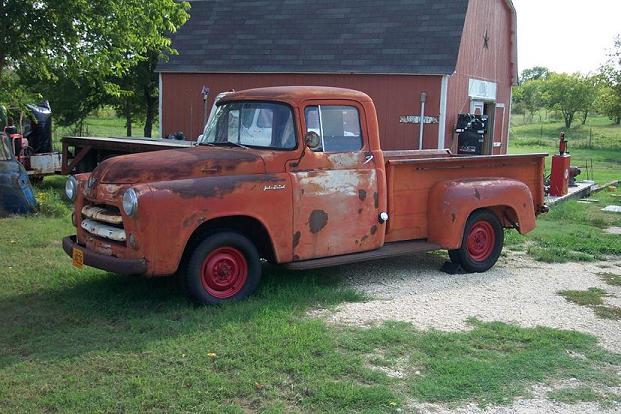 Viewing a thread - 1955 Dodge Truck for sale