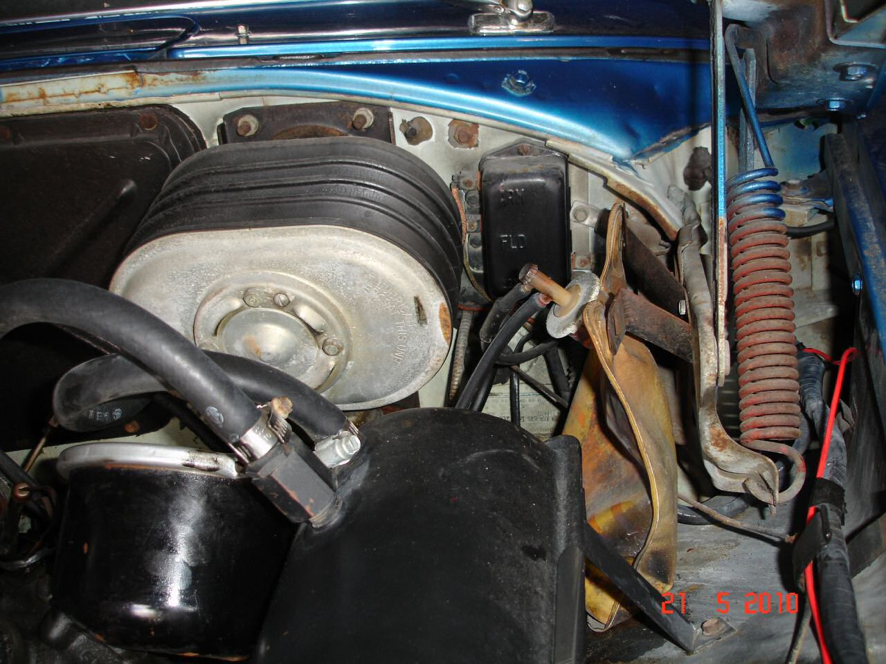 Viewing a thread - 1956 Chrysler Windsor Brake Booster