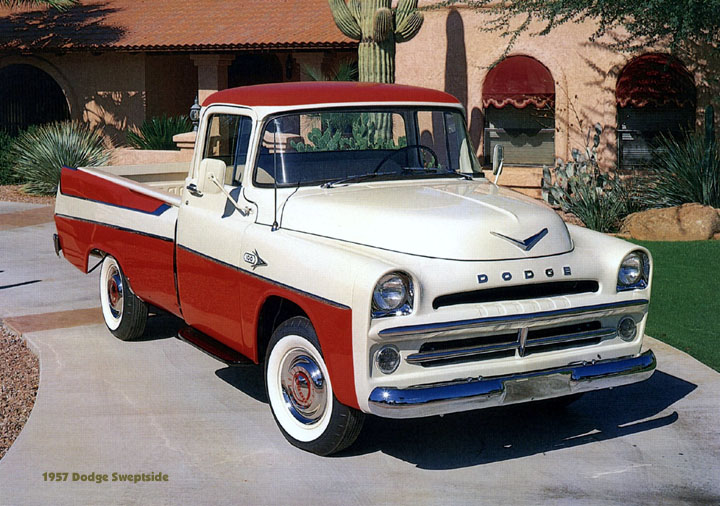 Viewing a thread - 1958 Dodge Sweptside Pickup - $7500 - Michigan
